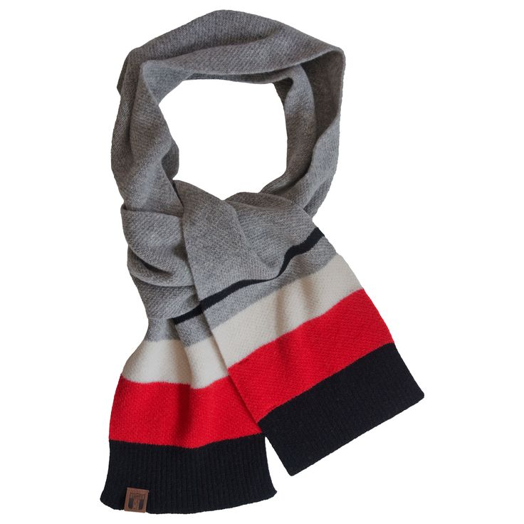 Show your team colours in this St Kilda Saints Fibre of Football Stripe Scarf. This Woollen Scarf is made with premium wool and sure to keep you warm as you cheer on the boys!Stripe team colour designRibbed hem on each endEmbossed hemline tag with club logoManufactured by Playcorp