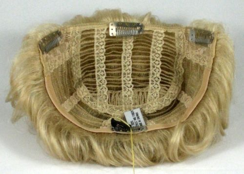 Details About Pull Through Topper Wiglet Hair Piece