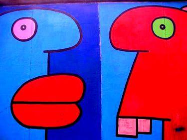 Arte sul muro
