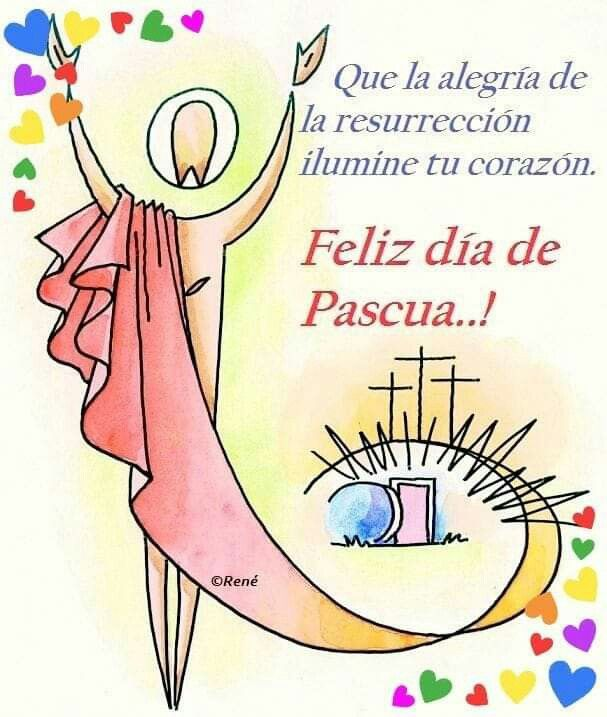 Pin By Candida Mendoza On Oracion In 2020 Happy Easter Santa Quotes Catholic Easter