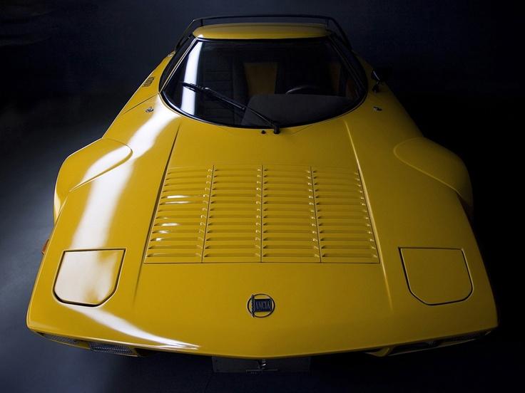 Lancia Stratos 1973