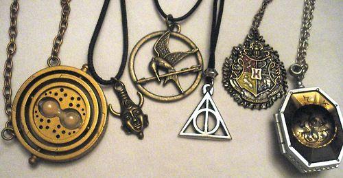 #Jewellery #Necklace #Fandoms #Geekery