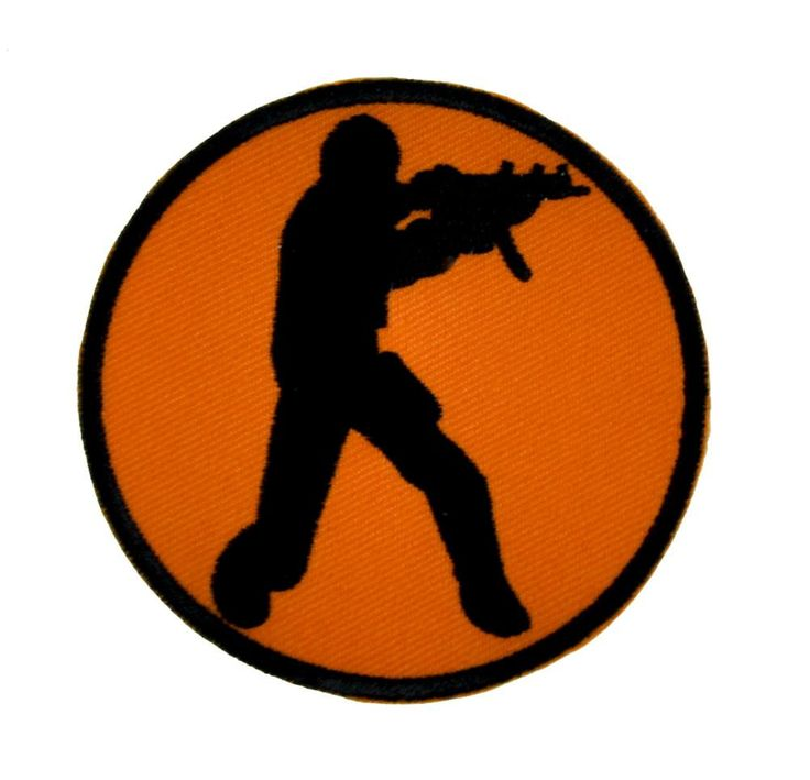 Call of Duty Soldier Patch Iron On Applique Alternative Clothing Black Ops  #hat #applique #gamerclothing #occult #beanie