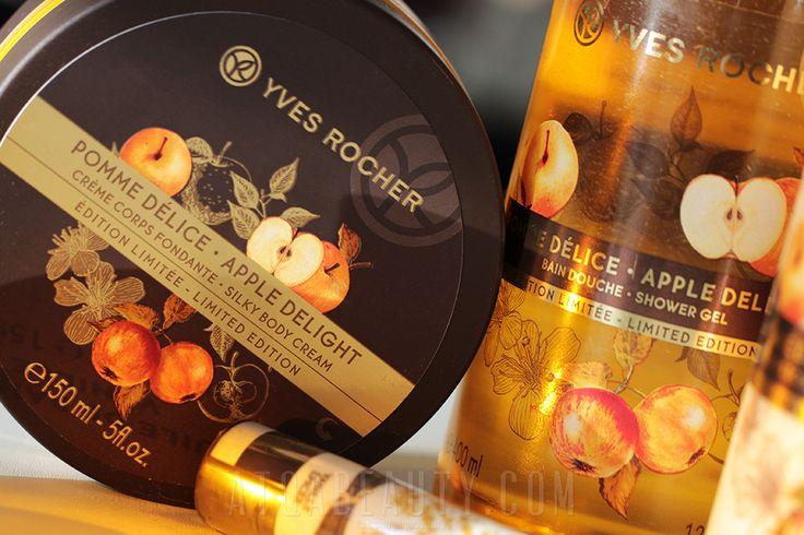 Atqa Beauty Blog | atqabeauty.com: Pielęgnacja :: Świąteczne słodkości Yves Rocher