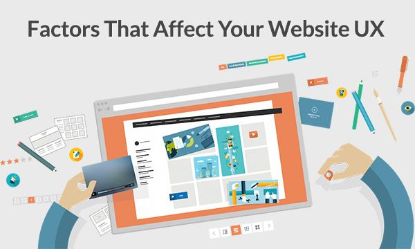 Little Known Factors That Could Affect Your Website UX