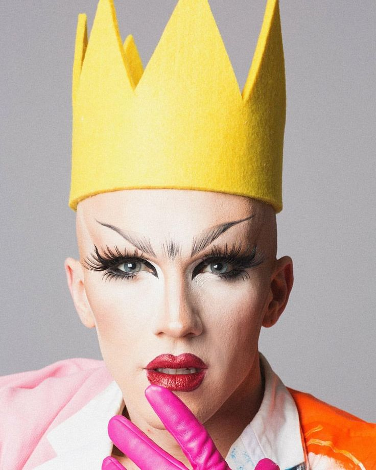 Sasha Velour / Drag Queen / RuPaul's Drag Race