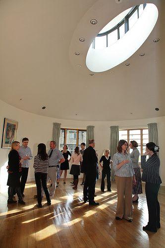 Univ's Butler Room for conference hire. More details at univ.ox.ac.uk