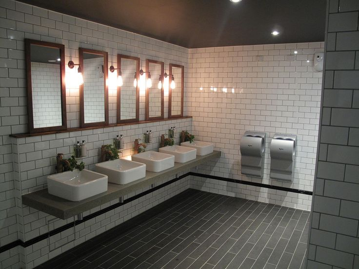 Cool industrial toilet design  With stylish subway tiles from Solus  Ceramics. 17 best ideas about Industrial Toilets on Pinterest   Toilettes