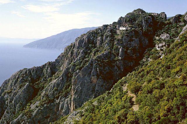 Παναγία Ιεροσολυμίτισσα: Μικρά Αγία Άννα - Άγιον Όρος