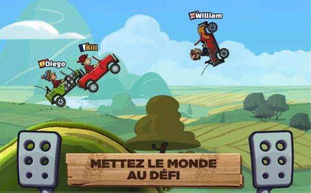 Hill Climb Racing 2, le jeu de course mobile déjanté, est disponible sous Android - http://www.frandroid.com/android/applications/jeux-android-applications/394120_hill-climb-racing-2-le-jeu-de-course-mobile-dejante-est-disponible-sous-android  #Android, #ApplicationsAndroid, #Jeux