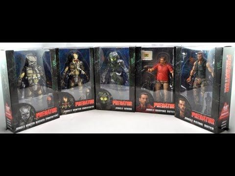 Electrified Porcupine - Toys, Collectibles, Action Figures, Music, WWE, and More!: Predator 30th Anniversary Figures & SDCC Exclusive...