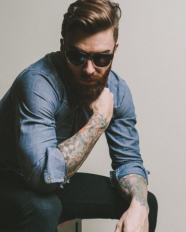 Levi Stocke with MADE Eyewear   Photography: Mariusz Jeglinski