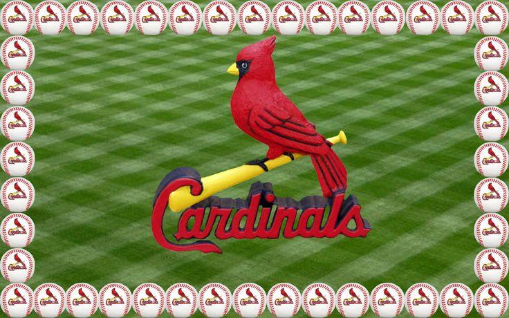Cardinals birds - St Louis Cardinals