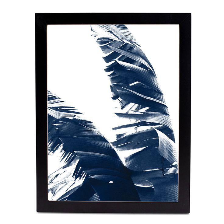 Fig Leaves II Framed Photographic Print