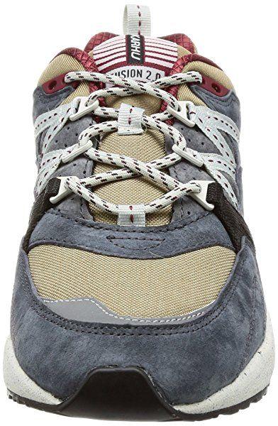 7e9adbb988c2d Amazon.com | Karhu Men Fusion 2.0 gray asphalt taupe Size 9.5 US ...