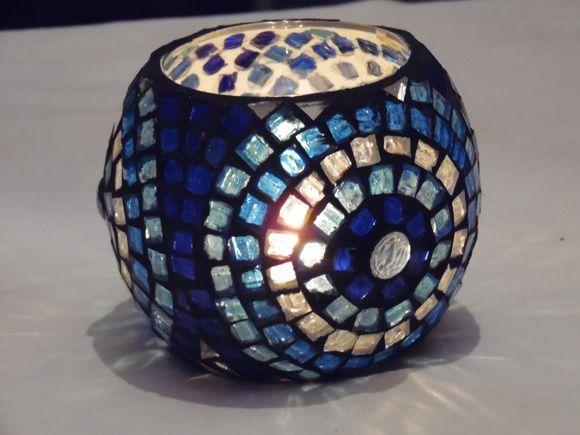 Fanales de vidrio tecnica mosaiquismo.