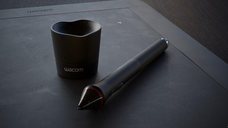 Wacom Intuos 5 - Cinema 4D + Redshift, Arturo Del Pozo on ArtStation at https://www.artstation.com/artwork/6XRO6