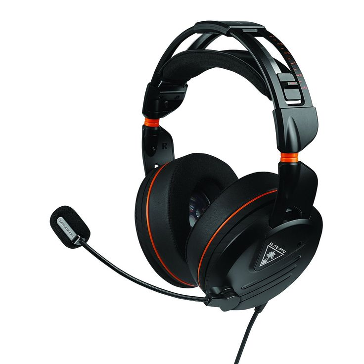Amazon.com: Turtle Beach - Elite Pro Tournament Gaming Headset - ComforTec  Fit System