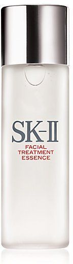 Pin for Later: The Skin Care Step You're Missing Between Cleansing and Moisturizing SK-II Facial Treatment Essence SK-II Facial Treatment Essence ($105)
