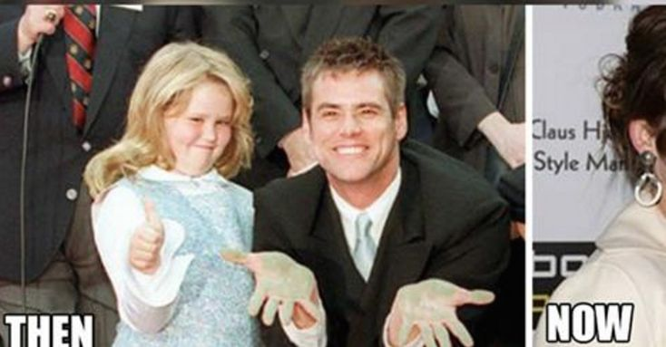 What Does Jim Carrey's Daughter Look Like All Grown Up?