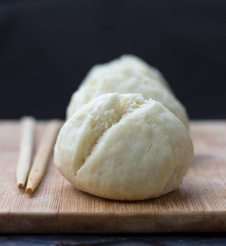 Steamed Coconut Buns (Jamie Oliver)