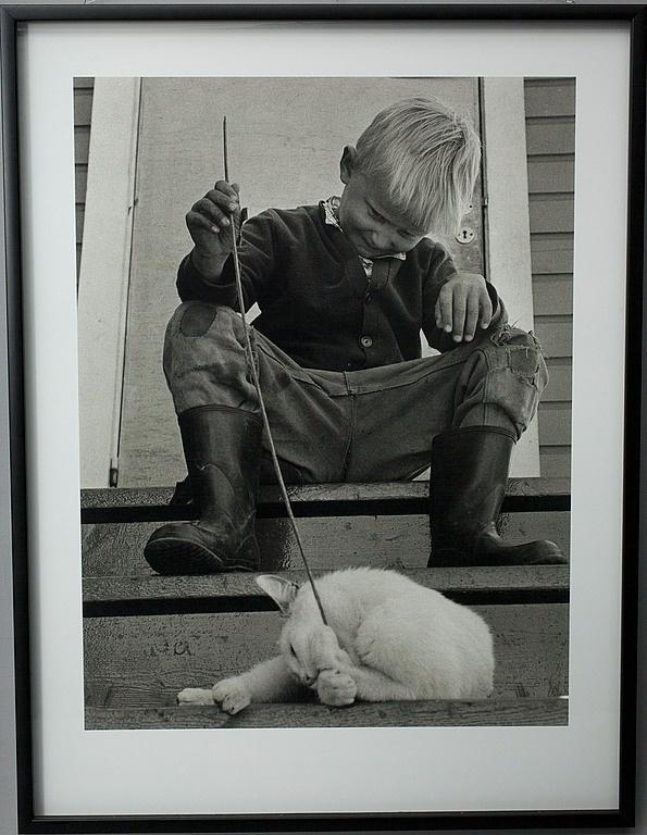 (Photo by Ismo Hölttö -  Hailuoto, 1964)