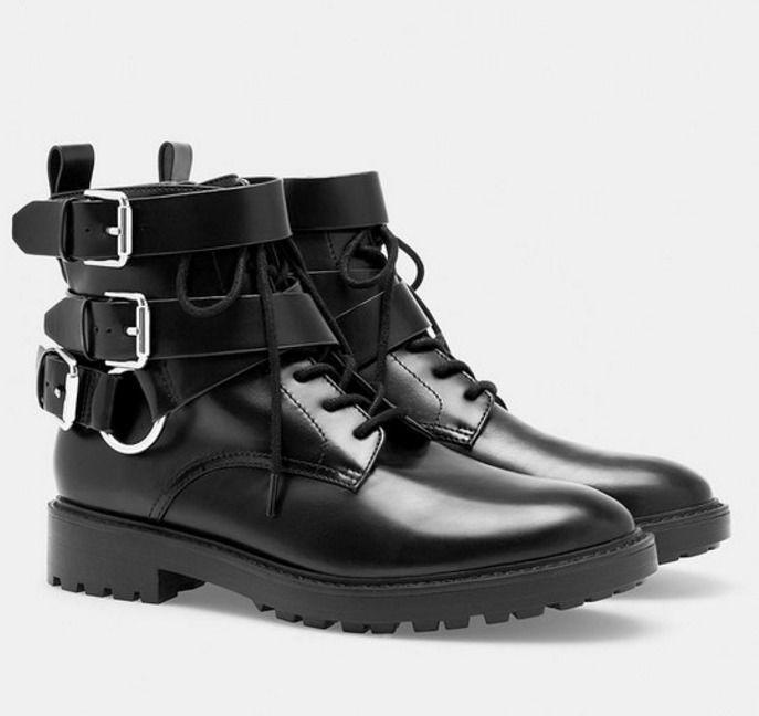Modne buty z sieciówek [jesień 2016], Stradivarius, 179 zł