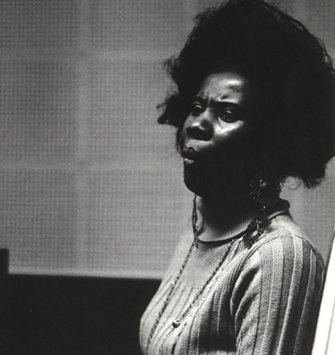 Alice Coltrane.