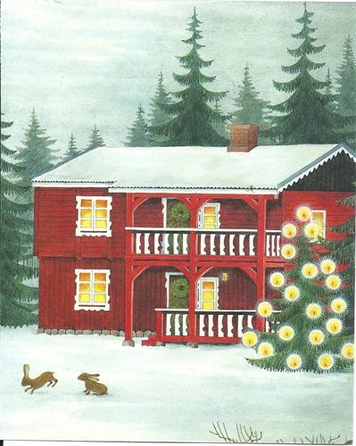 Fleson Postkortgalleri - KJÆRSGAARD, KAREN