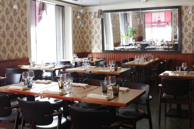 Ravintola Kuu - Töölönkatu 27 - 00260 Helsinki - Finish Cuisine - ★★★★☆
