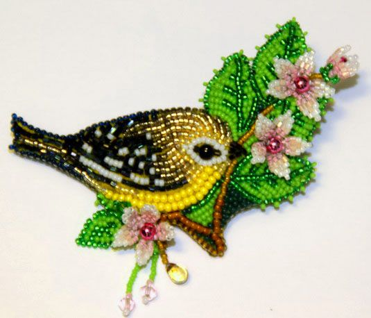 bead embroidery beadsmagic.com
