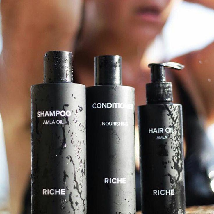 ✨ Szampon RICH na bazie naturalnych składników��  skutecznie oczyszcza włosy i skórę głowy, pielęgnuje suche i uszkodzone włosy, poprawia elastyczność i nadaje połysk. �� Naturalne składniki wchodzące w skład odżywki RICHE REGENERATING,�� są w stanie przywrócić nawet mocno uszkodzone włosy w krótkim czasie. ✨ Wzmacnia cebulki włosowe i przyczynia się do przyspieszenia wzrostu włosów.��✨#riche #richepolska #uroda #beauty #care #polishgirl #polskadziewczyna #kosmetyki #kosmetykinaturalne…