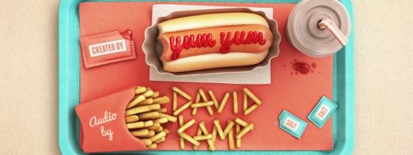 Funny ketchup videoAnimal Create, Yum Londond, Happy Food, Fun Design, 3D Animal, Food Design, Yumyum, Yum Yum, Character Design