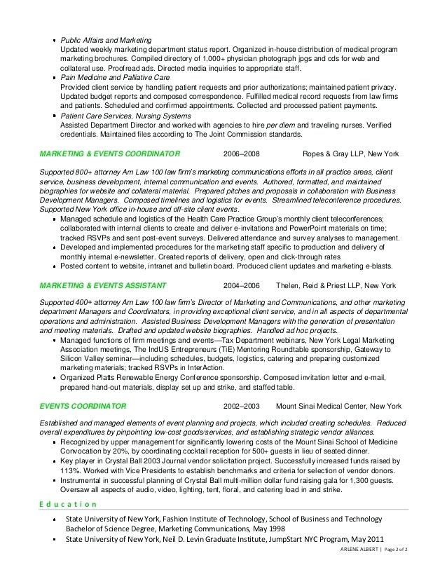 Best 25+ Sample resume format ideas on Pinterest Free resume - event coordinator resume