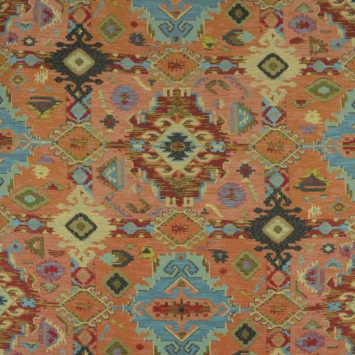 Zephyr Adobe Southwestern Upholstery Fabric Regal
