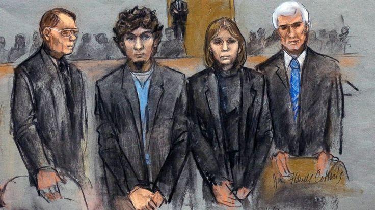The verdict in the trial of Boston Marathon bombing suspect Dzhokhar Tsarnaev is in.
