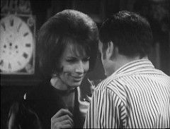 Yootha Joyce in Steptoe and Son (washsetstyle) Tags: 60s hairdo bouffant hairstyles hairdos teasedhair 60shairstyles
