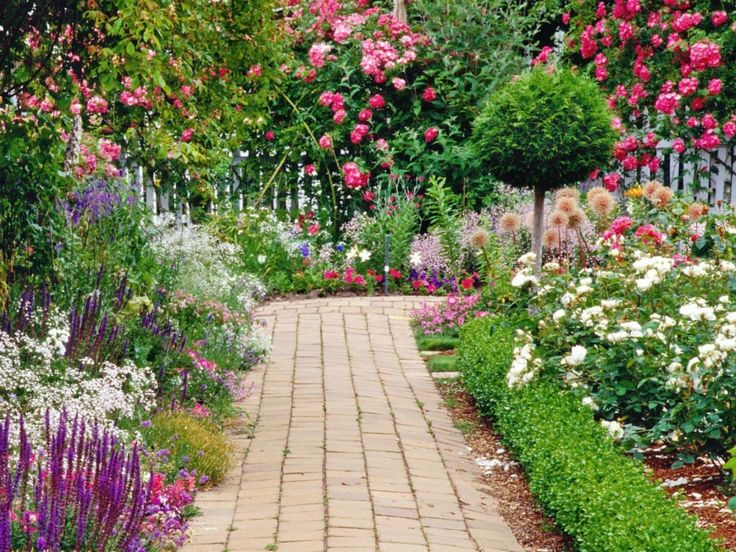 Beautiful Cottage Flower Garden 11 best english cottage flower gardens images on pinterest