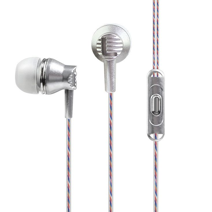 Fashion HJCF Brand Wired Earphone Noise Cancelling Earbuds Built-in Microphone For iphone Mobile Phones MP3/4 Wholesale    #Affiliate