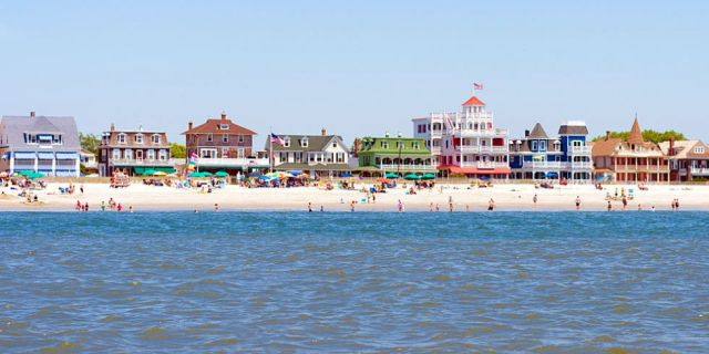 20 of the Most Charming Beach Towns Across America  - CountryLiving.com