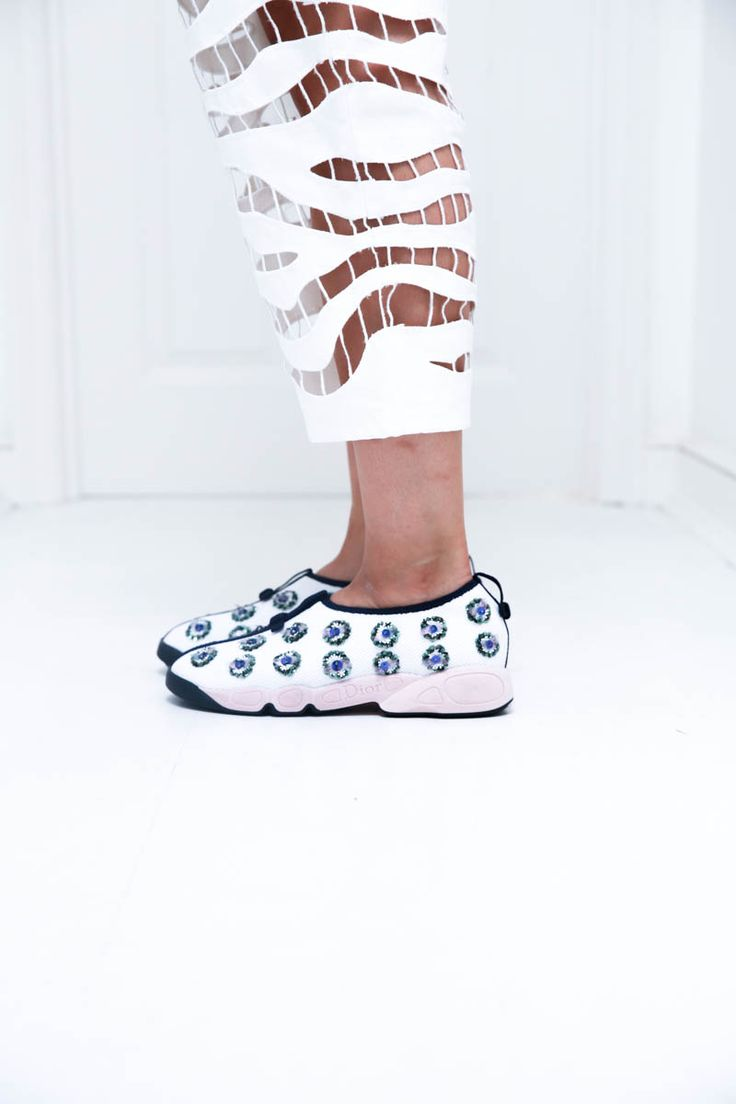 close up dior fusion sneakers inspiration post