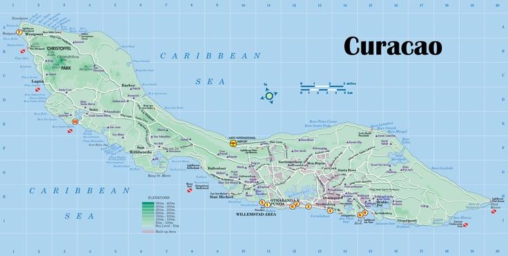 curacao | Revista Cruzeiros: Caraíbas sem furacões: Aruba e Curaçao