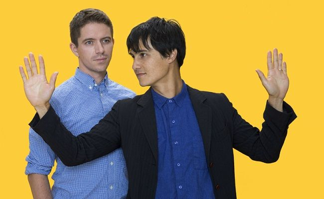 #INDIVID, the latest by #TheDodos, finds them coming back to the same place they started: two total nerds just being excited as a duo.