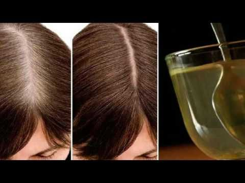 How to remove White hair This Home Remedy 100% Functional - Here we show you - YouTube