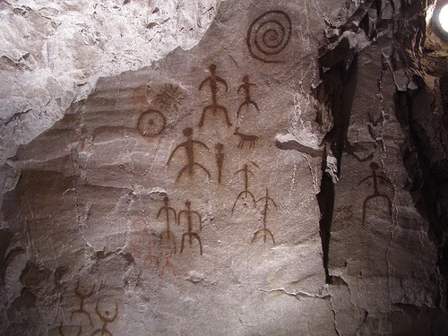 Valcamonica is home to thousands of prehistoric carvings