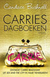 Carrie dagboeken - Candance Bushnell / Carrie Bradshaw, stijlicoon en geliefd personage uit Sex and the City, is terug! Bushnell neemt ons mee naar de late jaren zeventig, waar we in het landelijke Castlebury kennismaken met fashionable tiener Carrie. Ze worstelt net als iedereen met ontluikende liefdes, highschooldrama's vervelende zusjes en oude vriendschappen, maar Carrie is ook anders dan de rest.