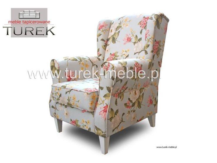 Fotel Uszak 4 - Meble tapicerowane, 1500 PLN