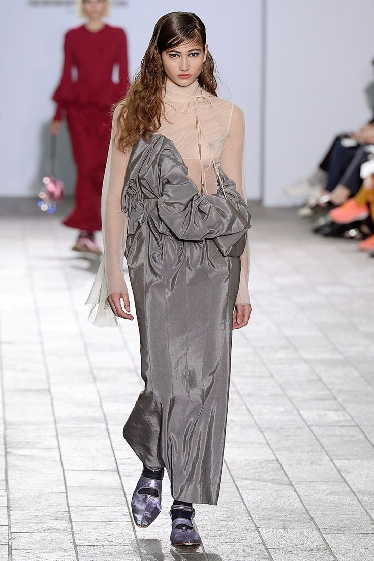 Central Saint Martins Ba Autumn/Winter 2015 Ready-To-Wear | British Vogue