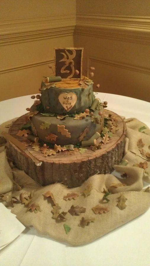 groom's cake camo | Browning Groom's Cake — Groom's Cakes