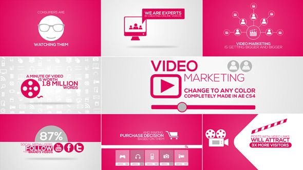Best After Effects Templates Images On Pinterest After Effects - Purchase after effects templates